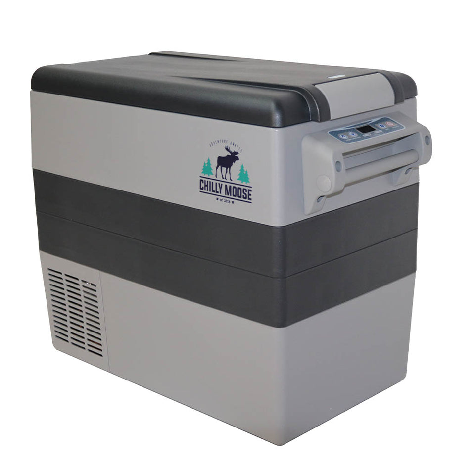 Chilly Moose - The Moose 1.8 CU.FT Portable Fridge/Freezer