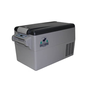 Chilly Moose - The Moose 1.1 CU.FT Portable Fridge/Freezer