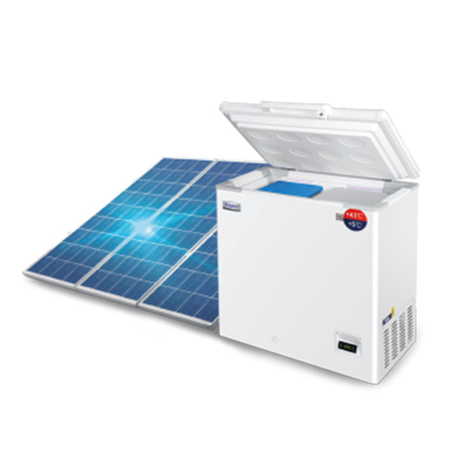 Haier HTC-60 Solar Power Vaccine Fridge
