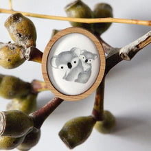 Load image into Gallery viewer, Cute Australia Koala Brooch