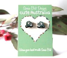 Load image into Gallery viewer, Cute Australia sugar glider studs