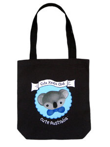 Cute Australia koala club bag