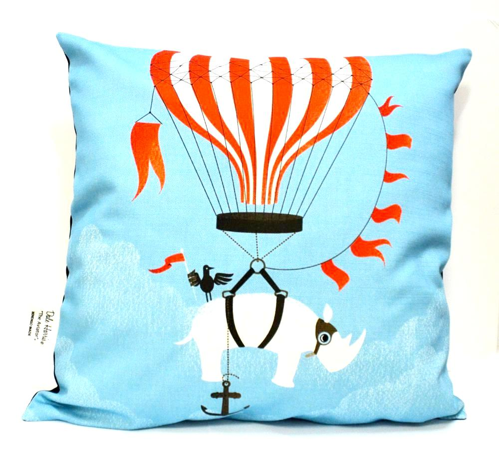 BOB HUB cushion cover - Aviator
