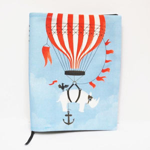 BOB HUB journal cover - Aviator