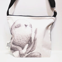 Load image into Gallery viewer, BOB HUB satchel bag - Bass Sloth