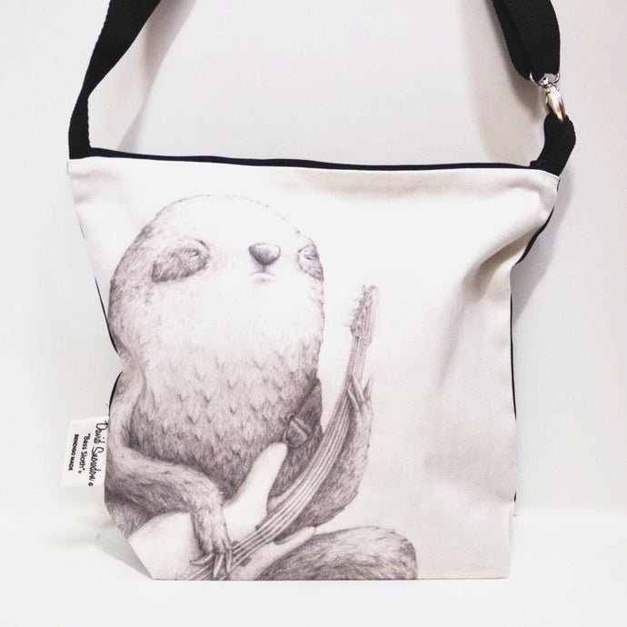 BOB HUB satchel bag - Bass Sloth