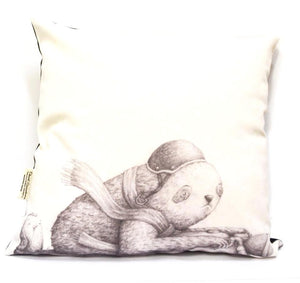 BOB HUB cushion cover - Motorbike Sloth