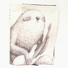 Load image into Gallery viewer, BOB HUB journal cover - Bass Sloth