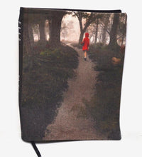 Load image into Gallery viewer, BOB HUB journal cover - Red Riding Hood