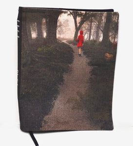 BOB HUB journal cover - Red Riding Hood