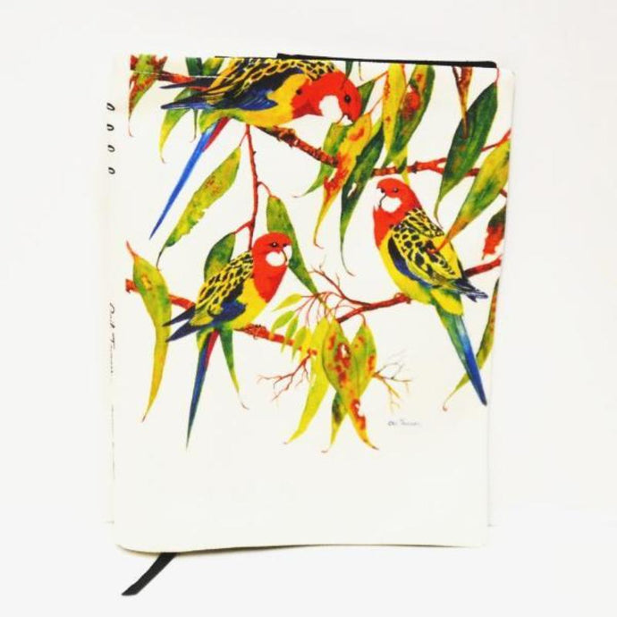BOB HUB journal cover - Rosella