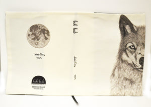 BOB HUB journal cover - Wolf
