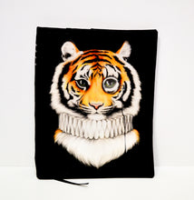 Load image into Gallery viewer, BOB HUB journal cover - Mr Tiger