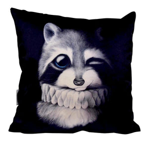 BOB HUB cushion cover - Raccoon