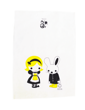 Load image into Gallery viewer, Sonia Brit Design tea towel Alice