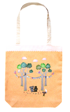 Load image into Gallery viewer, Cute Australia koala & wombat friends bag