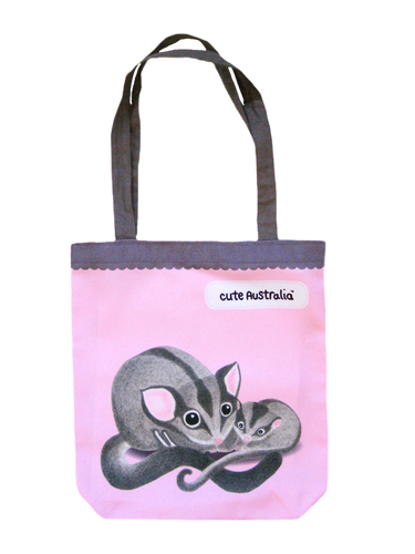 Cute Australia sugar glider bag
