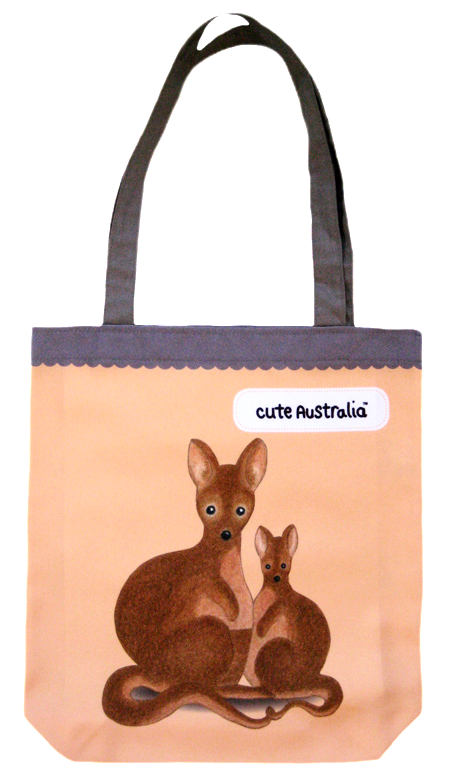 Cute Australia wallaby bag
