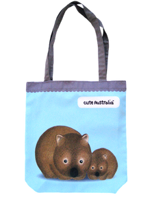Cute Australia wombat bag