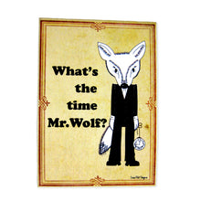 Load image into Gallery viewer, Sonia Brit card - Mr.Wolf
