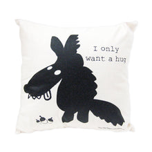 "Load image into Gallery viewer, Sonia Brit Design ""hug"" Cushion"