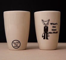 Load image into Gallery viewer, Sonia Brit Design latte mug-Mr.Wolf (1)