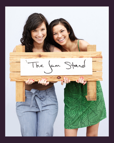 The Jam Stand co-owners, Sabrina Valle and Jessica Quon