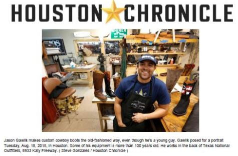 chronicle texas national outfitters custom boots