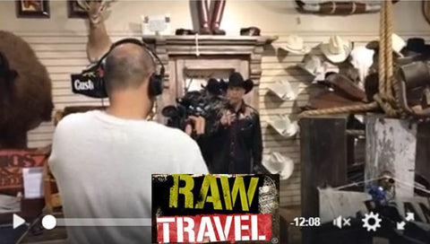 raw travel texas