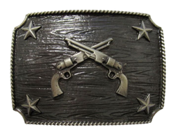 Cross Pistol Buckle