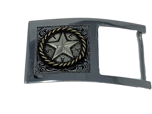 Texas Republic Buckle