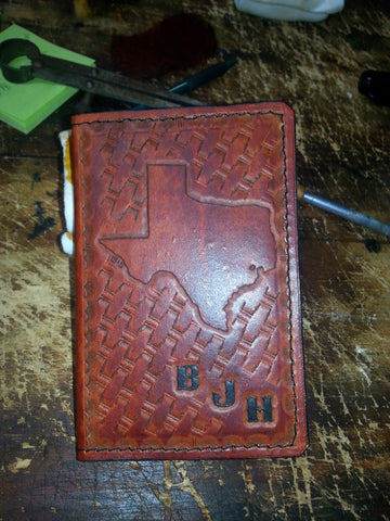 Custom Passport Cover