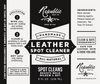 Republic Boot Co - Ultra Premium Leather Cleaner - Handmade