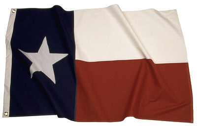 Premium Cotton Flag 3x5' - Texas Flag