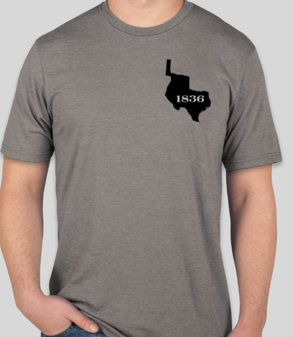Grey - Republic Boot Co T-Shirts
