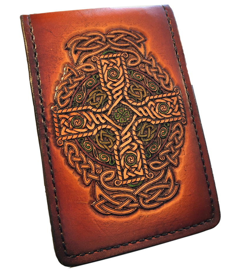 Celtic Knot Cross - Field Book