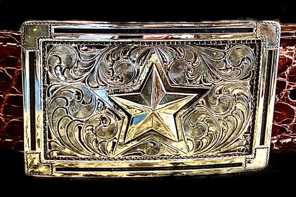 Republic of Texas - Solid Silver