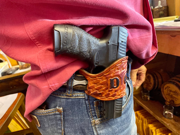 Custom Low Profile Holster