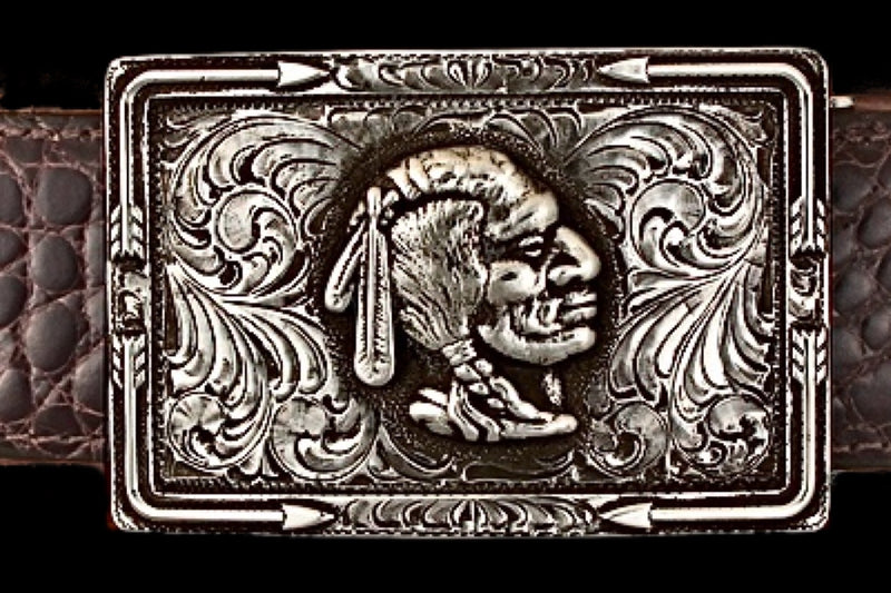 Old West - Solid Silver