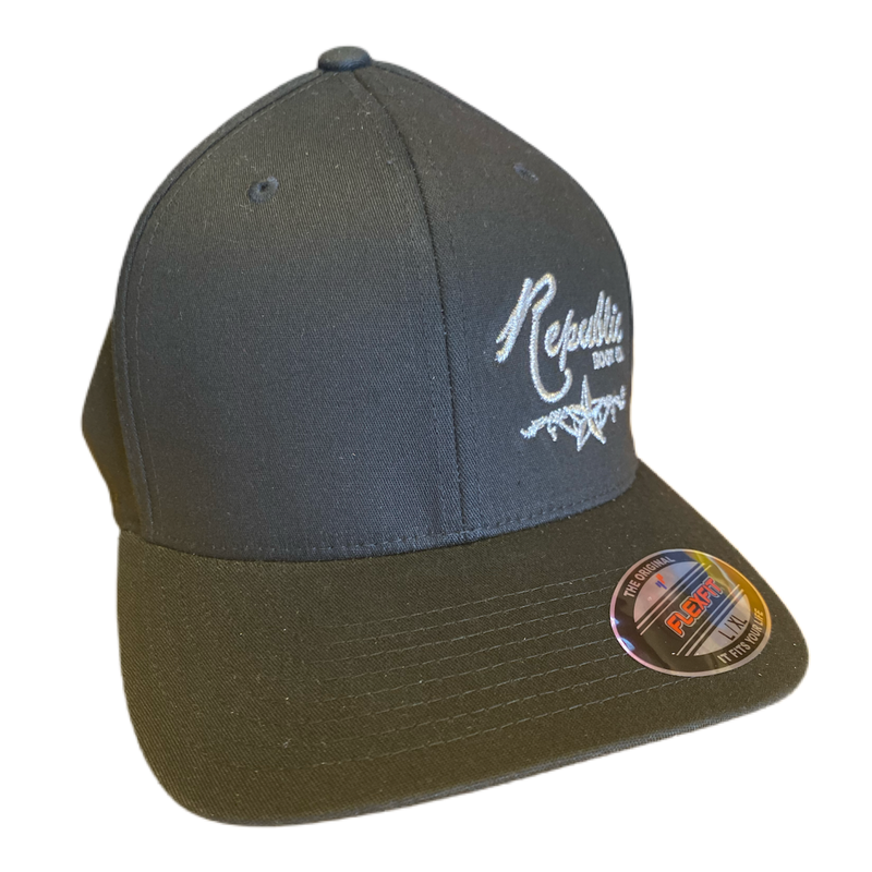 Fitted Republic Boot Co. Hat
