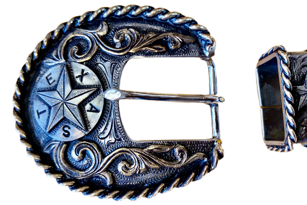 Republic of Texas Buckle