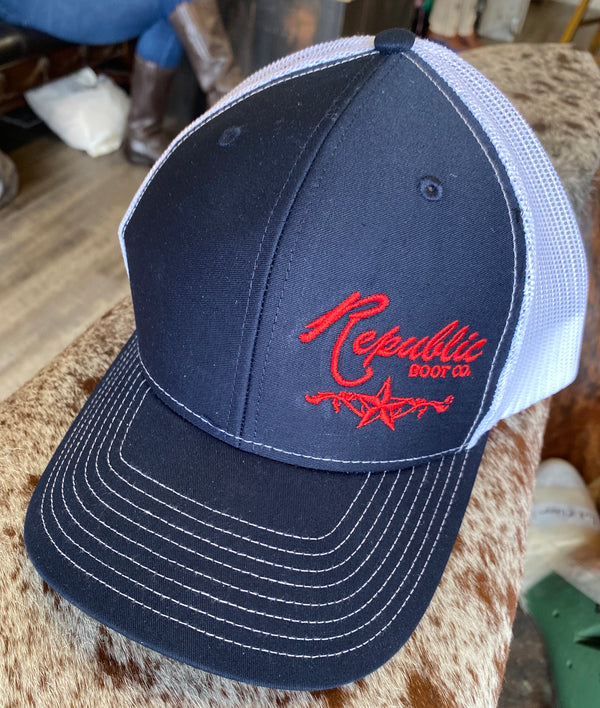 Republic Boot Co. Trucker-Mütze