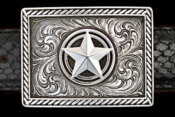 Lone Star Silver - Solid Silver
