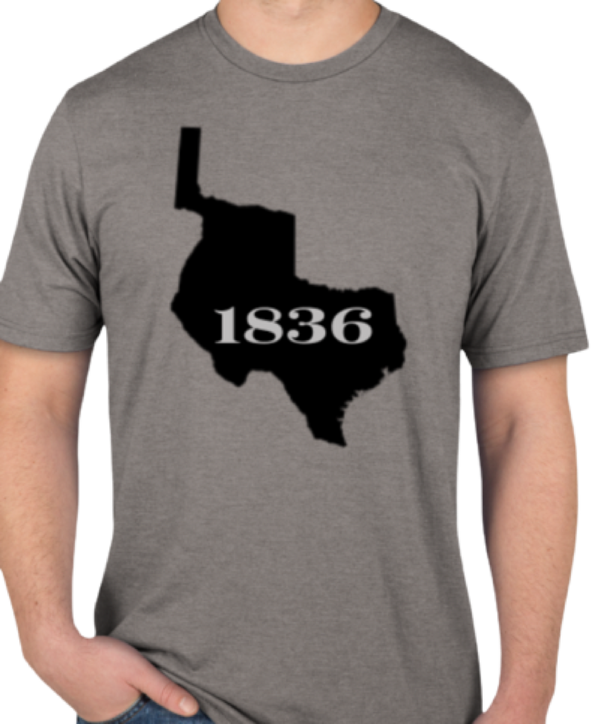 ¡ 1836 República de Texas! Ultra-Soft Tri-Blend