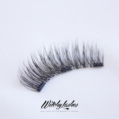 Witchy Lashes - Magnetic Lashes - Magnetic Eyelashes 5 magnets, soft and comfortable