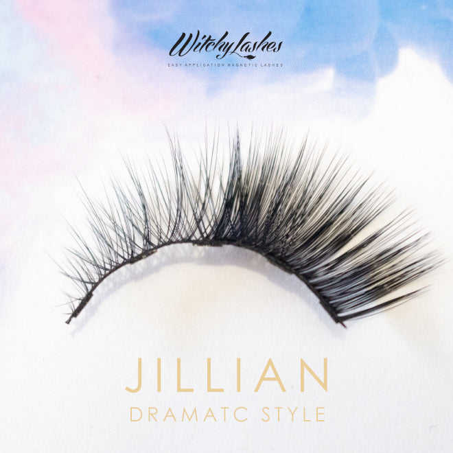 Secret Pre-Launch - Jill & Jillian - Magnetic Eyelashes 5 magnets, soft and comfortable