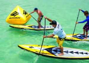 Nisco SUP Race Series comes to Noosa