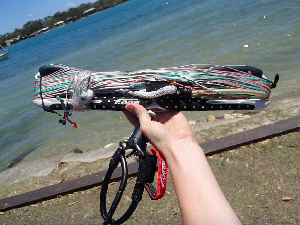 Kitesurfing Equipment Maintenance