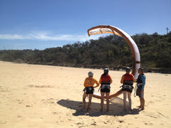 Kitesurfing Lessons Come and Try Noosa