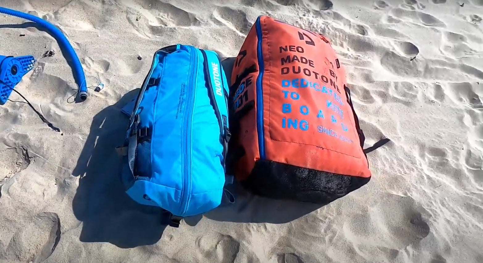Kite Review - Duotone Neo Bag Comparison 2021 vs 2020